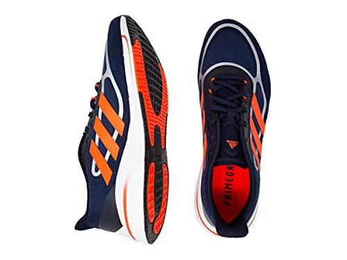 adidas Supernova, Zapatillas para Caminar Hombre, Legink Solred Ftwwht, 42 EU