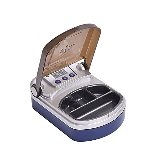 Dental Lab Digital 4-Well Wax Heater Pot Analog Heater