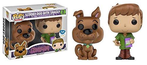 Scooby-Doo with Shaggy Funko Pop FYE Exclusive