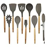 10 Best Wood And Silicone Utensils