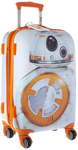 American Tourister Star Wars Hardside Luggage with Spinner Wheels, Multi BB8, Carry-On 21-Inch