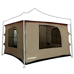Tent That Attaches To A Gazebo