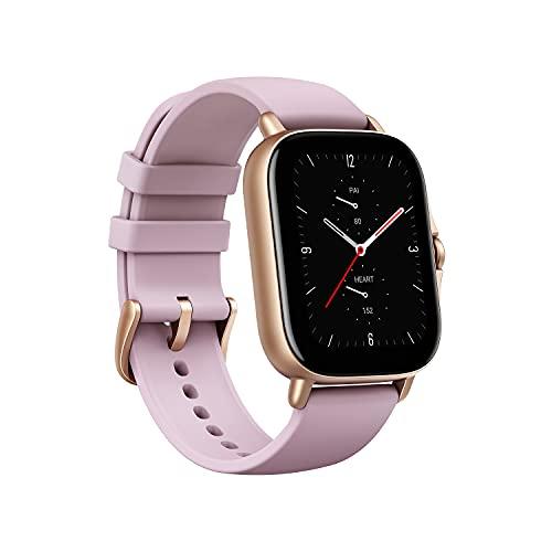 Amazfit GTS 2e Smartwatch Reloj Inteligente 90 Modos Deportivo 5 ATM Duración debatería 14 Días Medición de la saturación de oxígeno en Sangre Púrpula