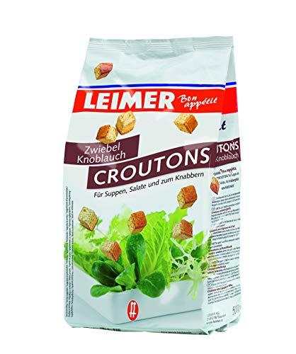 Leimer Croutons Zwiebel/Knoblauch, 500 g