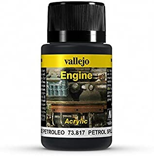 Vallejo Petrol Spills Model Paint Kit