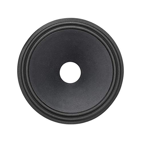 Best Bargain uxcell 10 inches Paper Speaker Cone Subwoofer Drum Dot Paper 2 inches Coil Diameter wit...