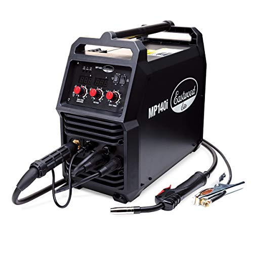 Eastwood Elite MP140i Multi Process Welder MIG TIG Stick Precise Control Spot Weld Timer Automotive Body Repair and Projects
