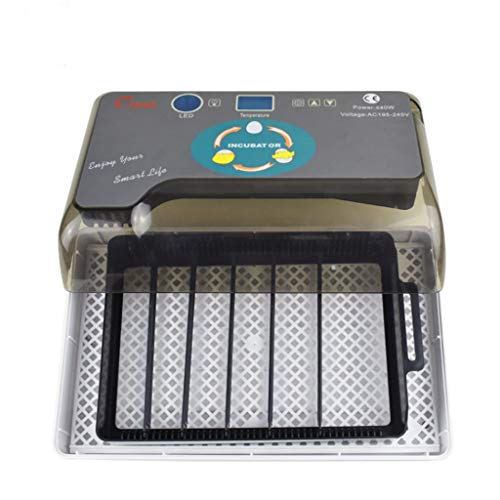 Buy Discount Digital Egg Incubator, 4-35 Chick Hatching with Automatic Flip, Built-in LED Egg Candle...