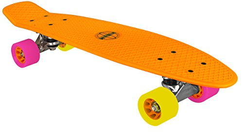 Schreuders Sport 52nf Flipgrip-Board Kunststof Skateboard 22.5