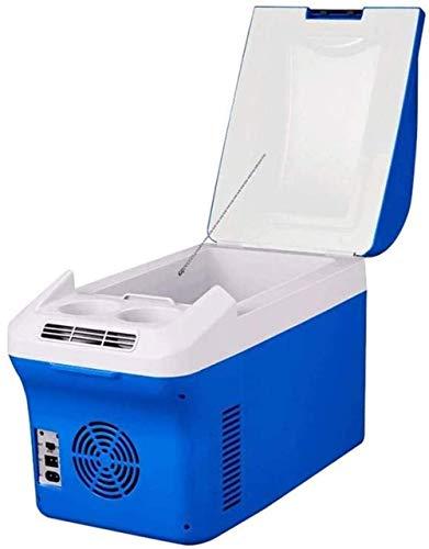 YAYY 15l autokoelkast 12v Mini kleine slaapkamer koelkast koude en warme auto Home Dual Use gekoelde 24V grote vrachtwagenkoeling (upgrade)