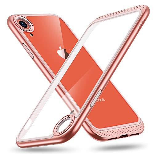 ESR Funda para iPhone XR-Coral