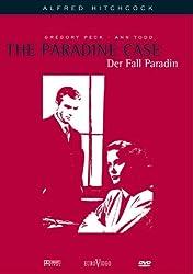 Cover Der Fall Paradine