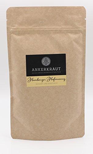 Ankerkraut Hamburger Hafencurry, Curry ohne Salz, 150g im aromadichten Beutel