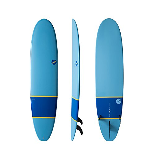 NSP Elements Longboard Surfboard | FINS Included |...
