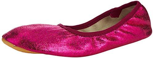 Beck Damen Basic Gymnastikschuhe, Pink (Pink 06), 41 EU