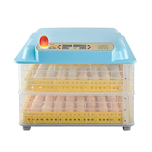FGVDJ Incubadora de Huevos, máquina para incubar Huevos giratoria automática...