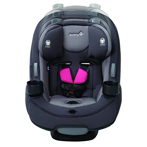 Safety 1st Grow and Go All-in-One Car Seat, Everest Pink