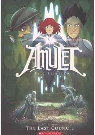 [( Amulet 4: The Last Council )] [by: Kazu Kibuishi] [Sep-2011]