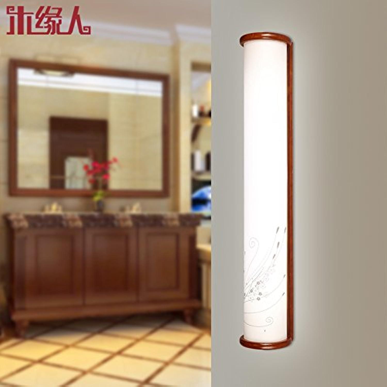 StiefelU LED Wandleuchte nach oben und unten Wandleuchten Spiegel vorne Lampen Badezimmer Massivholz bett Wandleuchten Treppenhuser Hyun off road Korridor leichte, mittlere Lnge 700 mm