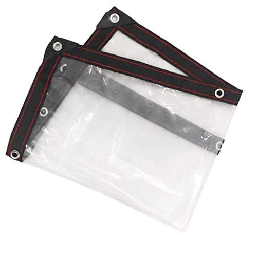QI-CHE-YI Incatramata Antipioggia Panno Impermeabile Protezione Solare Esterna Fluffy plastica incatramata Parasole Isolamento Shed Panno,2x3m
