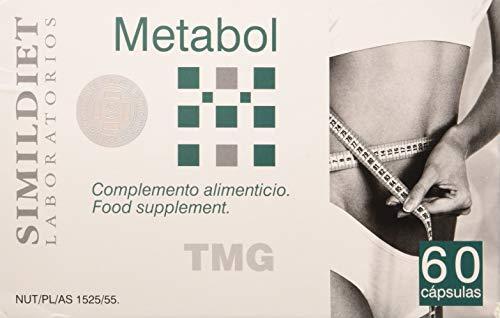 Simildiet Metabol 60 Capsulas 0.1 100 g