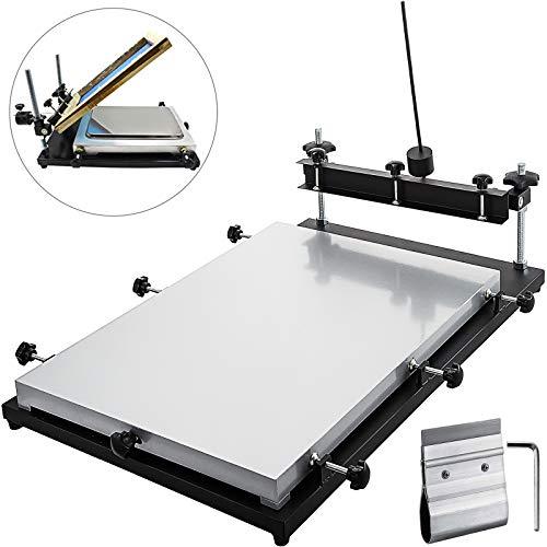 VEVOR Manual Stencil Stampante 700x500mm Stampante per Stencil per Telefoni Cellulari Prodotti Elettronici