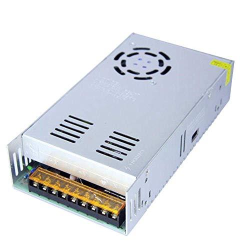 LIPENLI Interruptor AC110V AC220V A DC 24V 15A 360W Fuente de alimentación del Transformador Adaptador for la Tira Accesorios de iluminación LED Luz