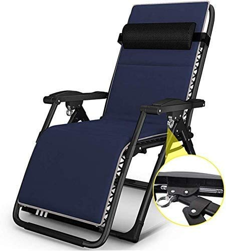 Camping Chairs Garden daybeds Folding Chair Sunbed Deck Chair, Folding Single Bed, Adjustable Office Dining Chair, Outdoor Garden Chair with Terrace , Stand Pound; 400, A