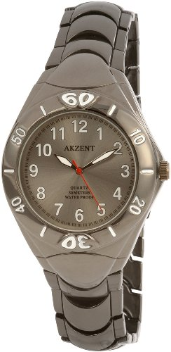 Acento de Hombre Relojes con Metal Banda ss7671500007