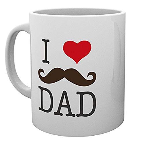 GB Eye, I Love Dad, Father's Day, Tazza