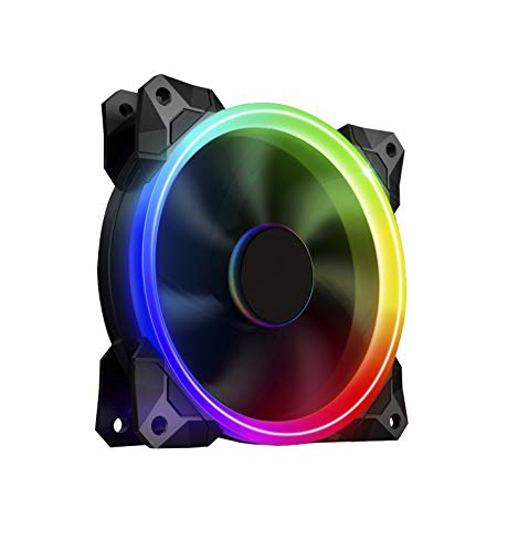 Sahara Pirate serie 12CM echte RGB case fan (Pirate)