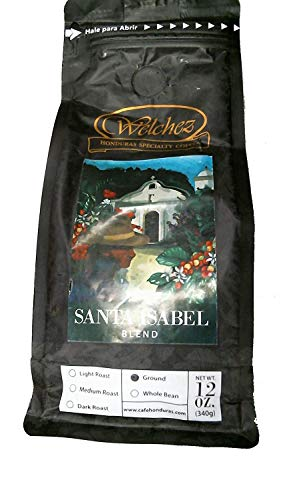 Cafe Welchez Copan Gourmet Ground Coffee , 12 Oz. - 100% Coffee from Honduras