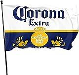 Viplili Corona Extra Bier Logo Garten Flagge Dekorationen für Wohnkultur Haus Hof Outdoor Party liefert 3x5 Fuß