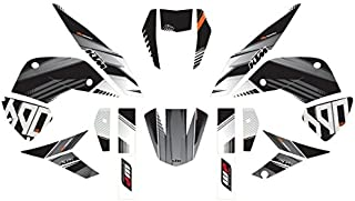 ktm duke 690 sticker kit