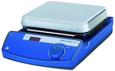 Buy Discount IKA Works 3581800 C-MAG HP 7 Ceramic Glass Hotplate with LED Display, 50-500 Degree C T...