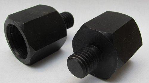 Adaptador para torno plato de torno tornear M 18 M18 AG + M 33 M33 IG