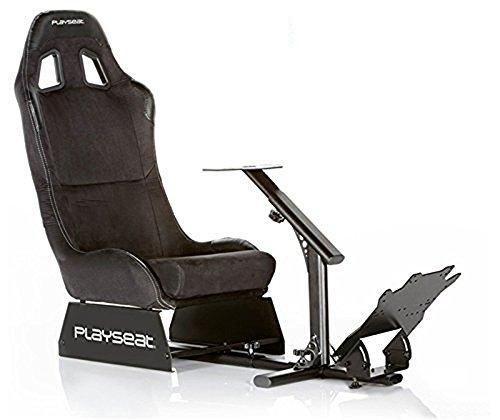 Playseat Evolution Alcantara プレイシート エボリューション アルカンタラ ホイールスタンド 椅子 セット...