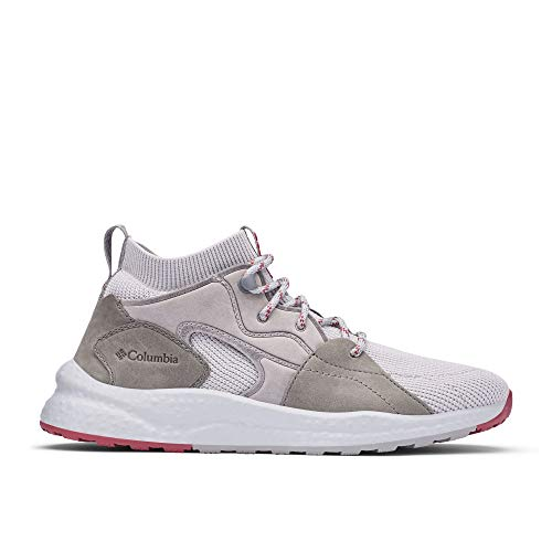 Columbia Damen Sh/Ft Outdry Mid Walking-Schuh, Grey Ice, Marsa