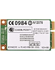 Tarente Professionellt 2.4G + 5G Dual-Band Mini PCI-E WIFI trådlöst kort för HP/MAC/DELL/Acer