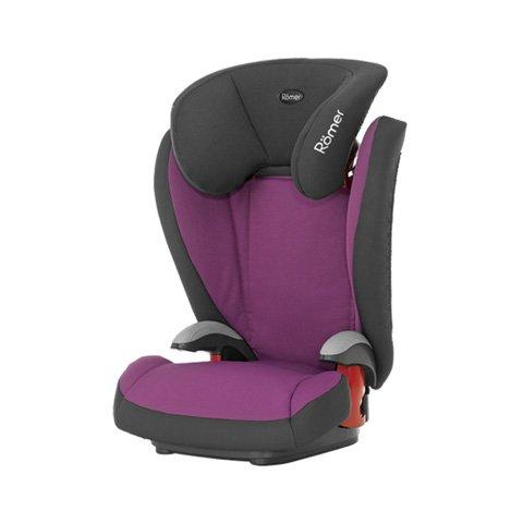 Römer Kid Plus–Kindersitz Auto Cool Berry