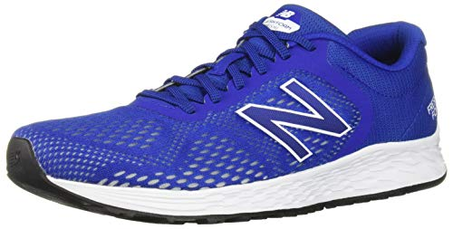New Balance Men's Fresh Foam Arishi V2 Running Shoe, Team Royal/White, 7.5 M US