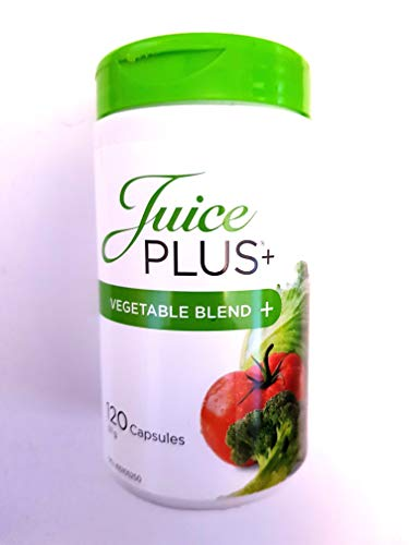 Juice Plus premium Capsules Vegetable Blend 120 Healthy Diet Nutrition by Aetn Future