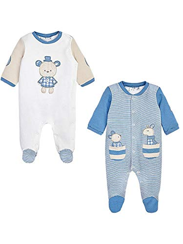 Mayoral 10-02771-054 - Pijama para bebé niño 1-2 Meses