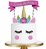 Einhorn Cake Toppers Cake Deko Happy Birthday Kuchendeko