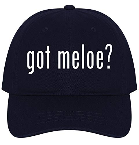 The Town Butler got Meloe? - A Nice Comfortable Adjustable Dad Hat Cap, Navy
