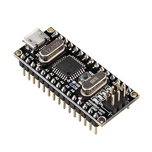 Se puede utilizar for la placa Arduino, Nano V3.0 CH340 / ATmega328P 16MHz Versión ensamblada Módulo RobotDyn Módulo de la placa de desarrollo