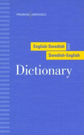 Prisma's Abridged English-Swedish and Swedish-English...