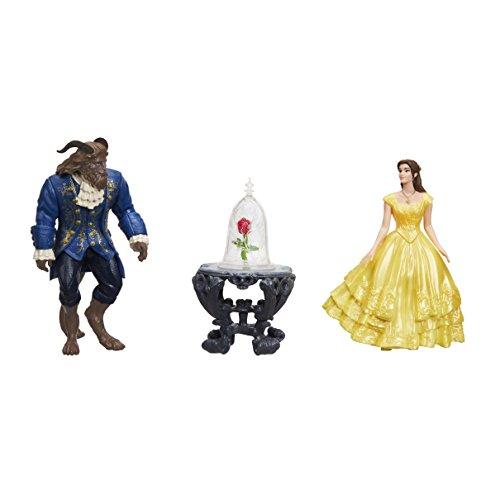 barbie bella e la bestia Disney Princess - Bambola Momenti Magici Bella e la Bestia Small Doll