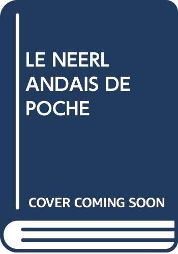 Néerlandais de poche (Guide Conversation) PDF Books