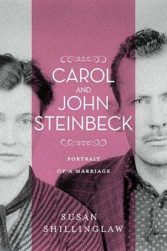 Image of Carol and John Steinbeck: Portrait of a Marriage (Western Literature Series)